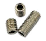 Hex Einstellschraube-Made-Schraube der Kontaktbuchse-Ss304/Ss316