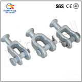 Forjado Pole Line Hardwre Insulator Fitting Y Ball Clevis