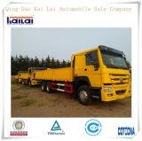 판매를 위한 Sinotruk HOWO 6X4 화물 트럭 화물 자동차 트럭