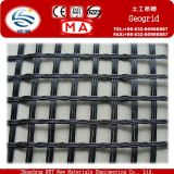 HDPE пластичное одноосное Geogrid 120kn/120kn 20/20kn PP
