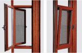 Finestra di vetro di alluminio di promozione di vendite (WJ-0100)