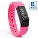 Silicone Rubber IP67 Waterdicht Smart Sleep Monitor Tracking Stappenteller Fitness Horloges Bluetooth Armbanden