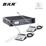 Sistema de conferencia atado con alambre función video de Bls-4515c/D