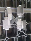 連続的な熱処理の炉のための鋳造物のリンクベルト
