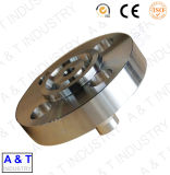 Hot Sale Yellow Zinc Plated Machinery Parts com alta qualidade