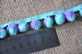 Frangia del fiocchetto di alta qualità per gli accessori dell'indumento