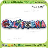 Magneti promozionali personalizzati Stati Uniti (RC-US) del frigorifero del PVC dei regali