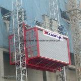 Material de construcción del alzamiento Sc200/200 de la construcción de Xmt/Xuanyu Saled caliente en Asia Sur-Oriental