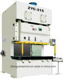 Máquina de perforación Zyc-315ton de la prensa de potencia de la punta doble el C