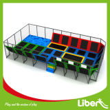 Fashion fresco Trampoline Kids Trampoline Jumping Bed para los muchachos