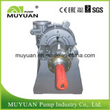 Pompa resistente del fango elaborare minerale del circuito di lancio