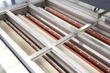 중국 제조자에서 신뢰할 수 있는 성과 수평한 유리제 세탁기