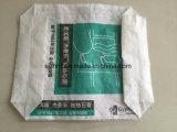 Bolsa de papel de Kraft para el cemento/la arena/el carbón/los productos químicos de empaquetado