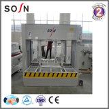 Presse froide hydraulique de travail du bois de la Chine pour la fabrication de meubles