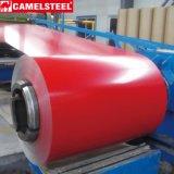 Цена катушки качества Prepainted сталью стальное