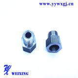 Guarnición apropiada hidráulica masculina recta de la soldadura de la instalación de tuberías