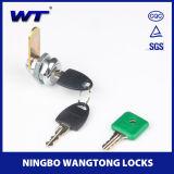 Mini frigorifero in lega di zinco con la serratura e tasto con il sistema Memoria-Smontabile