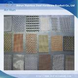 Usine de filtre d'eau de treillis métallique de qualité