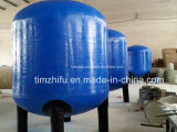 Serbatoi fatti personalizzati di FRP per il processo di trattamento delle acque