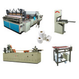 1092mm Toilet Paper Making Machine Complete Production Lines