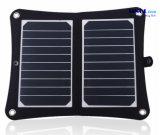 10W携帯用かわいい太陽充電器のFodableの太陽電池パネルの充電器USBはiPhone、Samsung、ブラックベリー、iPodおよびUSB装置(FSC-10A)のために出力した