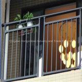 Escalera ligera pintada o galvanizada/escalera de la estructura de acero para el edificio