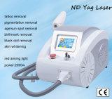 Macchina approvata di bellezza di rimozione della pigmentazione di rimozione del tatuaggio del laser del ND YAG del Ce