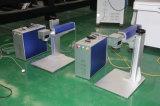 Máquina de la marca del laser de la fibra del metal de la buena calidad 20W de China (DW-F20W)