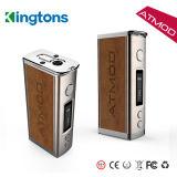 중국 기류 통제를 가진 도매 Kingtons Atmod E Cig 상자 Mod