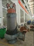 Bomba de aguas residuales sumergible eléctrica con los certificados del CE