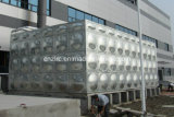 Réservoir d'eau d'acier inoxydable avec le matériel de refroidissement