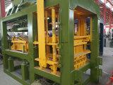 설치하거나 벽돌 만들기 기계를 만드는 Qt6-15 벽돌 기계 생산 라인