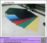 PVC nero Sheet di Color Rigid per Printing