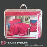 PVC transparent Bedding Bag avec Handle