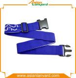 Kundenspezifischer Entwurfs-Firmenzeichen-Form-Gepäck-Riemen