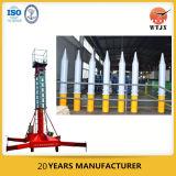 Multi Stadiums-teleskopischer Hydrozylinder für anhebende Maschinerie