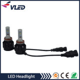2016 lumière de véhicule de phare du prix bas H9 DEL de nouveau produit