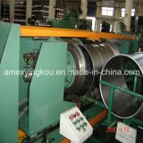 8PCS/Min che borda la nervatura della macchina che forma la linea di produzione automatica del tamburo d'acciaio della macchina o tamburo d'acciaio che rende a macchina una macchina 208L del barilotto o da 55 galloni