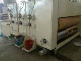 Terminer la chaîne de production ondulée de cadre de carton