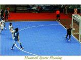 China-preiswerteste 2017 heißer Verkauf pp., der Futsal Fußboden blockiert