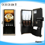 Sapoe New Fully Automatic Coffee Machine Sc-7903elpw para Ho, Re, Ca