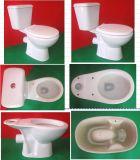 Förderung-Ganzwäsche P-Schließen Toilette ein