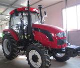 135HP en de Tractor van het Landbouwbedrijf 150HP