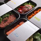 De semi Auto Gewijzigde Apparatuur van Sealing&Packaging van het Dienblad van de Atmosfeer Verpakkende