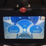 Machine van de Laser van Nd YAG van salon de Professionele 532nm/755nm voor de Verwijdering van de Tatoegering