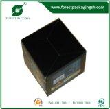 Laminación del lustre caja de cartón corrugado