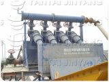 Fx 정밀한 광산 분류 무기물 분리기를 위한 탈수 플랜트 수력사이클론