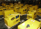 CE diesel Highquality Generator de Silent 6kw With