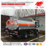 2 Wellen-Tanker-LKW für das Benzin-Wieder füllen