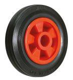 Roda contínua de borracha do multi tamanho usada para o trole ou o Wheelbarrow
